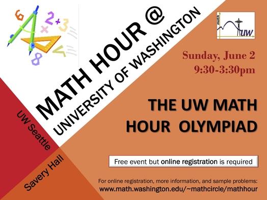 UW Math Hour Olympiad