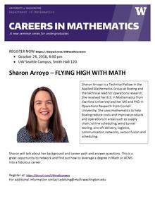 Careers in Math Seminar