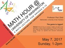 Paul Zeitz, University of San Francisco, Mathematics