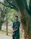 Picture at IISc Bangalore