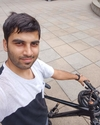 Me with my bike