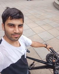 Me with my bike