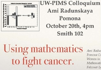 Using mathematics to fight cancer