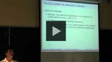 YouTube link to UW-PIMS Mathematics Colloquium (October 29, 2010)