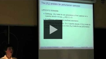 YouTube link to UW-PIMS Mathematics Colloquium (October 29, 2010)
