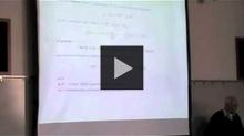 YouTube link to UW-PIMS Mathematics Colloquium (February 5, 2010)
