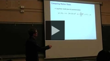 YouTube link to UW-PIMS Mathematics Colloquium (January 18, 2013)