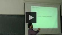YouTube link to UW-PIMS Mathematics Colloquium (October 5, 2012)
