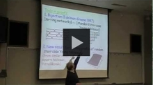 YouTube link to UW-PIMS Mathematics Colloquium: Alexander Holroyd (Random Sorting Networks)