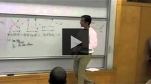 YouTube link to UW-PIMS Mathematics Colloquium (April 30, 2010)