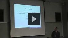 YouTube link to UW-PIMS Mathematics Colloquium (January 29, 2010)